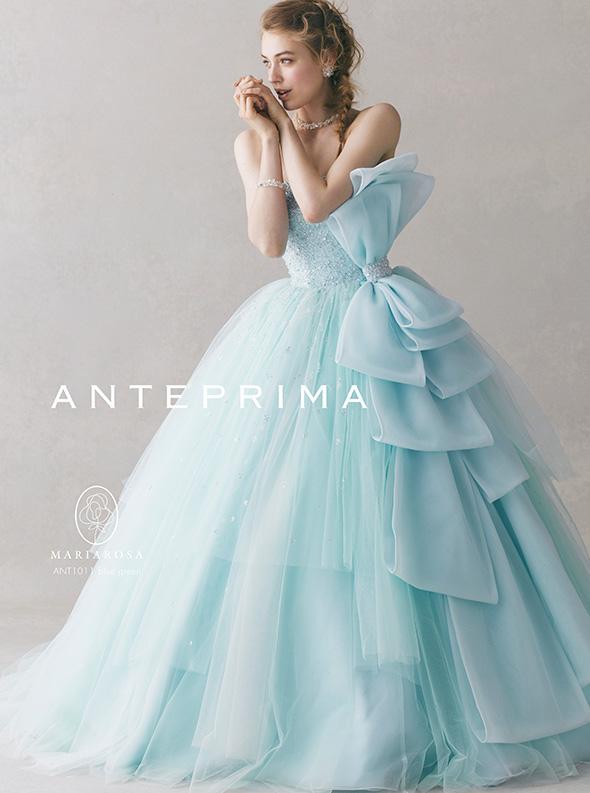 [ANTEPRIMA]ANT1011 Blue Green