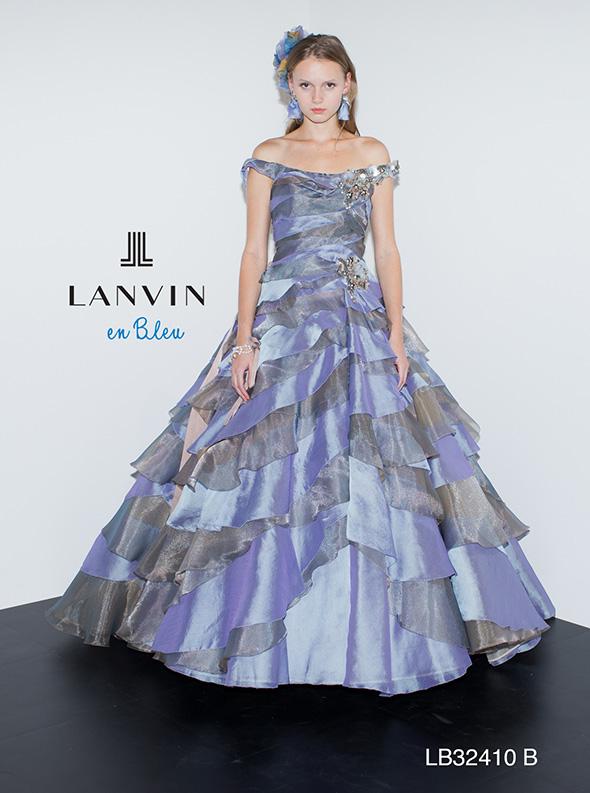 [LANVIN en Bleu]LB32410 Blue