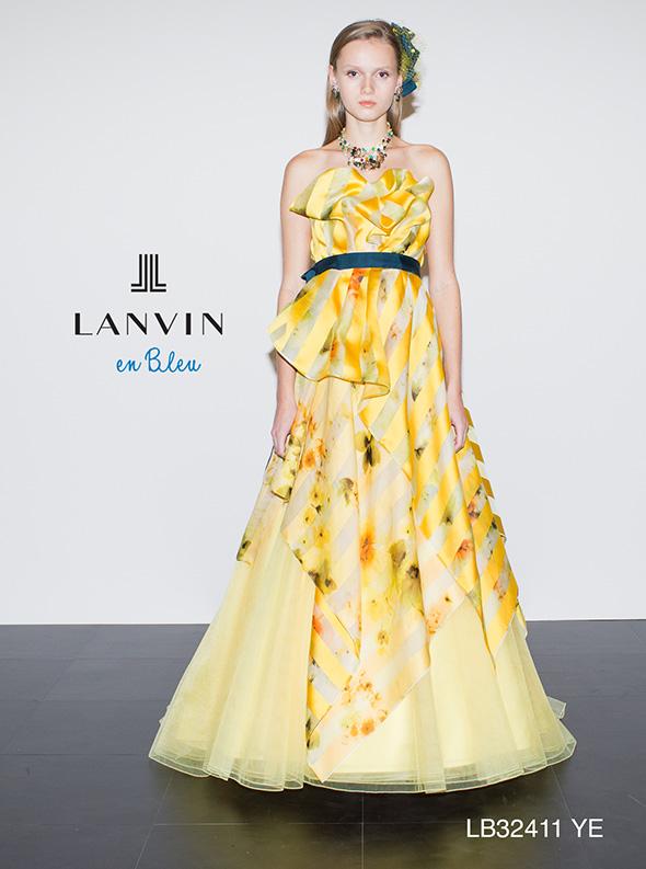 [LANVIN en Bleu]LB32411 Yellow