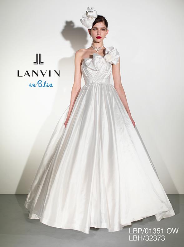 [LANVIN en Bleu]LB01351 Off White